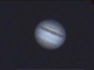 Der Planet Jupiter am 21. September 2010