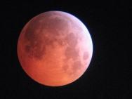 Mondfinsternis 3. März 2007